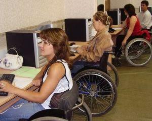 инвалид на рабрте