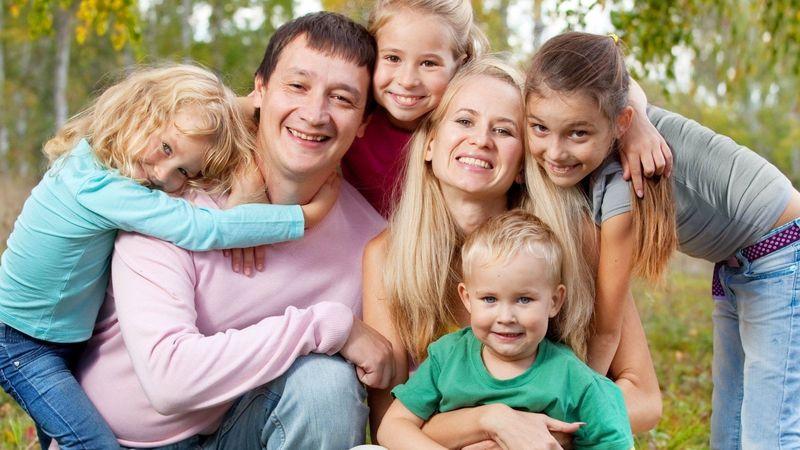 многодетные семьи имеют свои льготные преимущества
