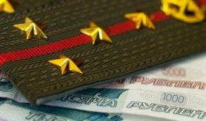 пенсия военнослужащим