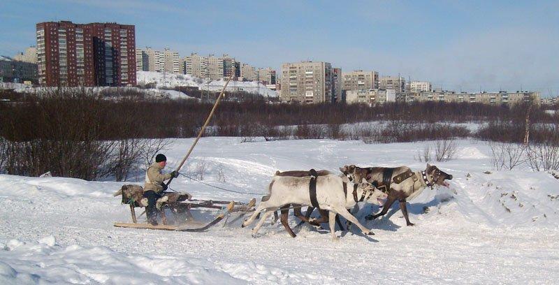 переселение в регионы Крайнего Севера