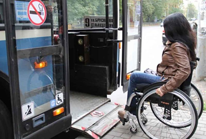 специализированный транспорт