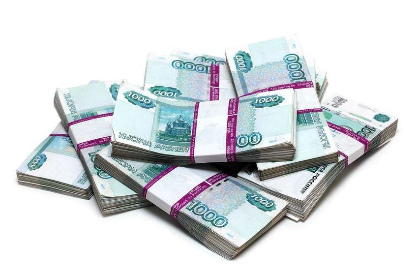 1 000 000 российских рублей
