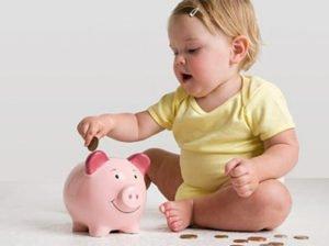 Какие выплаты положены при рождении ребенка?