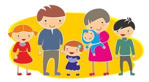 Приёмная семья - понятие, как оформить, обязанности родителей