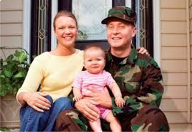 Жены военнослужащих