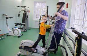 Реабилитация детей инвалидов: закон, как происходит